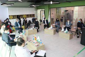 اولین رویداد همرسانی کارآفرینان و شرکتهای دانشبنیان عضو مرکز نوآوری انرژیک با شرکتهای صنعتی حوزه نفت و انرژی